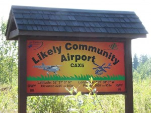 Likely Airport Sign 3